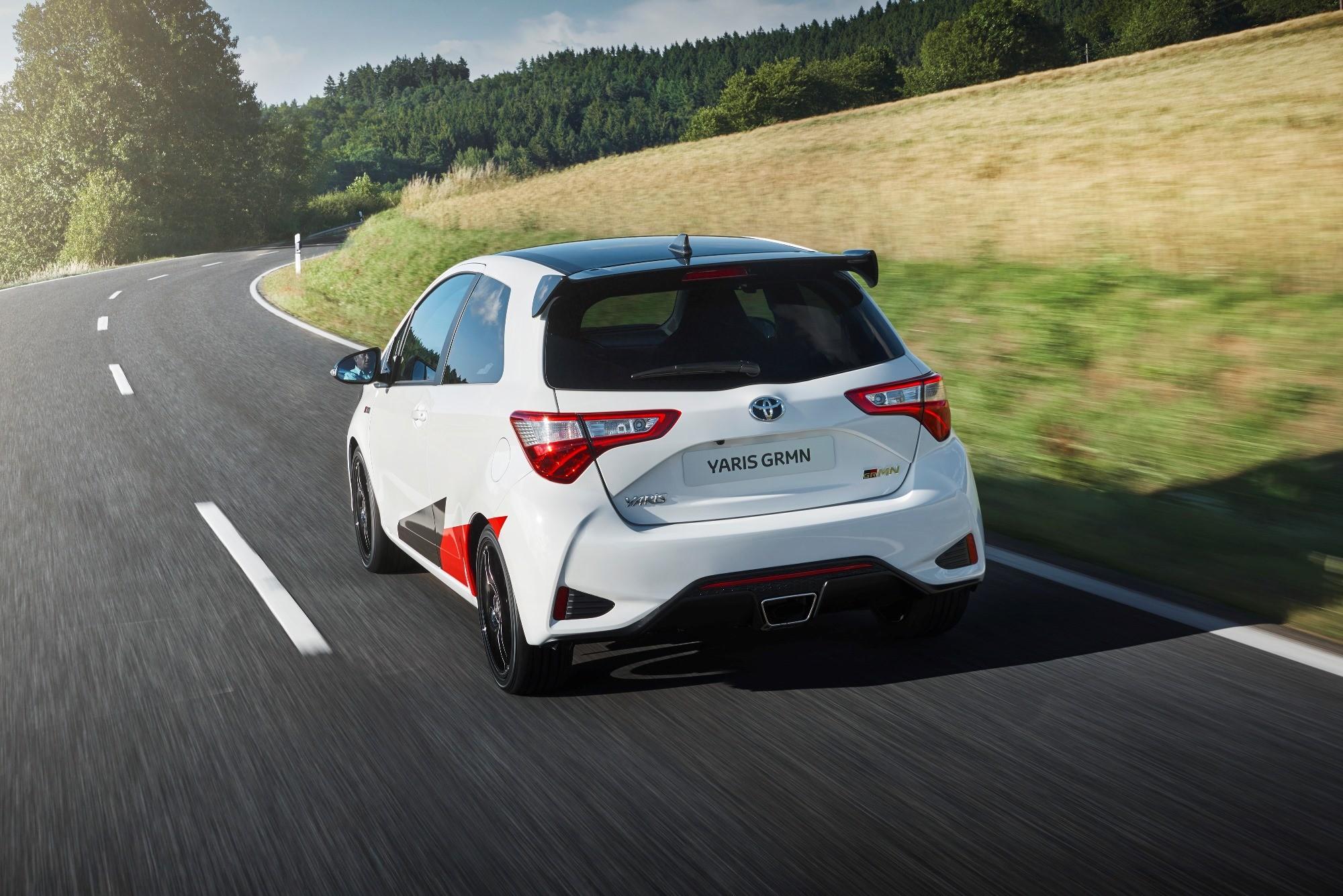 Polo Gti Sized 2018 Toyota Yaris Grmn Costs Golf Gti Money