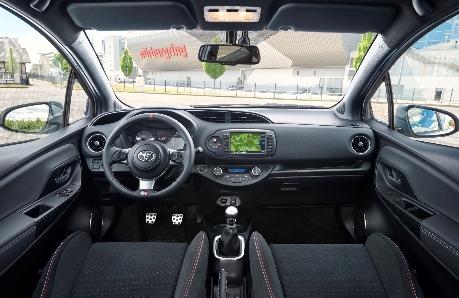 polo gti sized 2018 toyota yaris grmn costs golf gti money. Black Bedroom Furniture Sets. Home Design Ideas