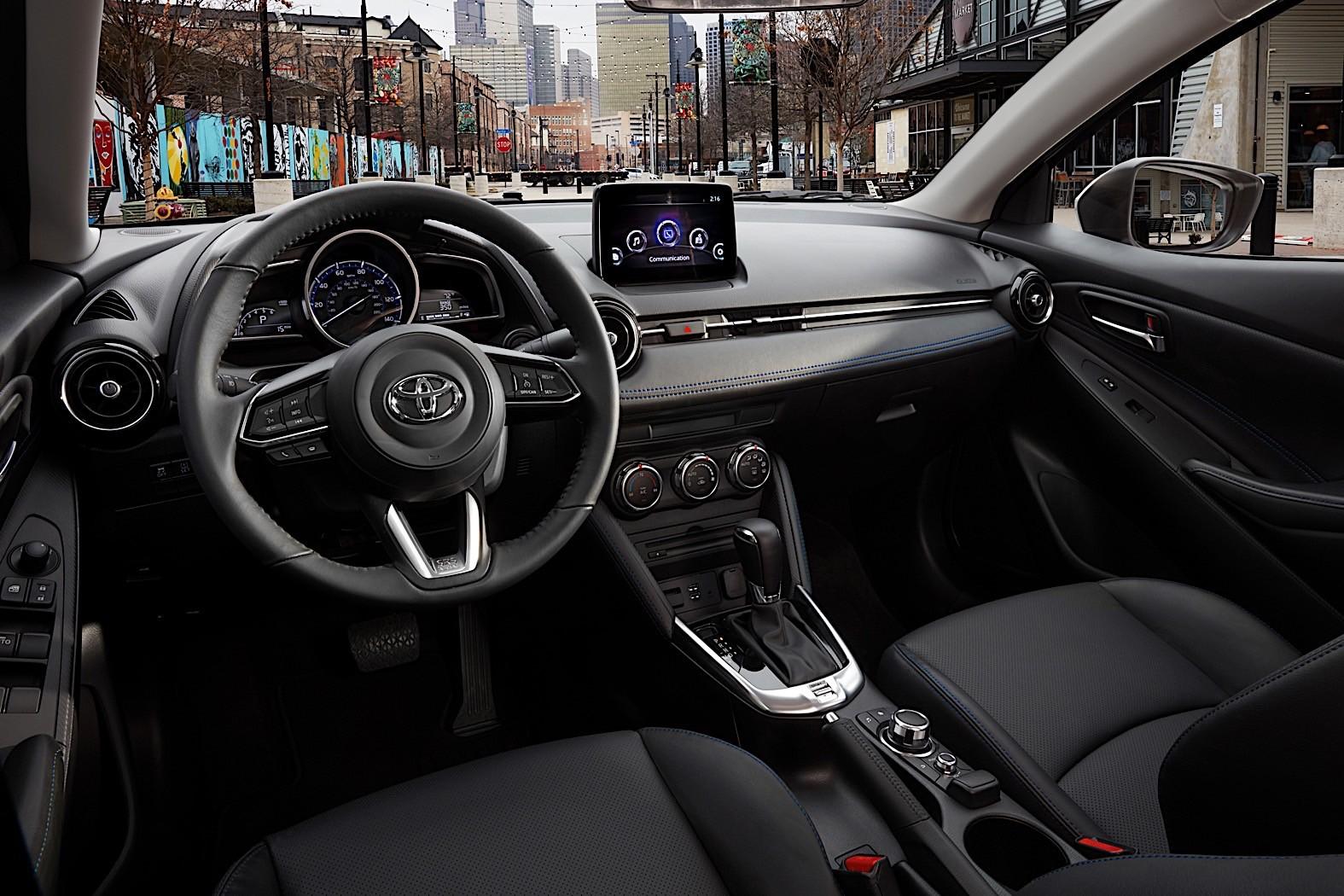 Toyota Yaris iA Becomes Yaris Sedan for 2019 Model Year ...