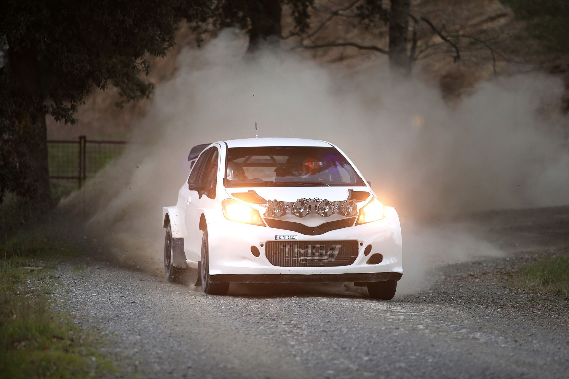 Toyota Yaris WRC, the Making Of - autoevolution