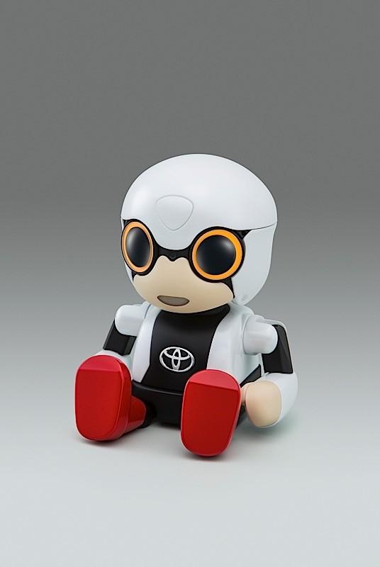 Toyota's Kirobo Mini Is a Cute Robot that Should Keep You ...