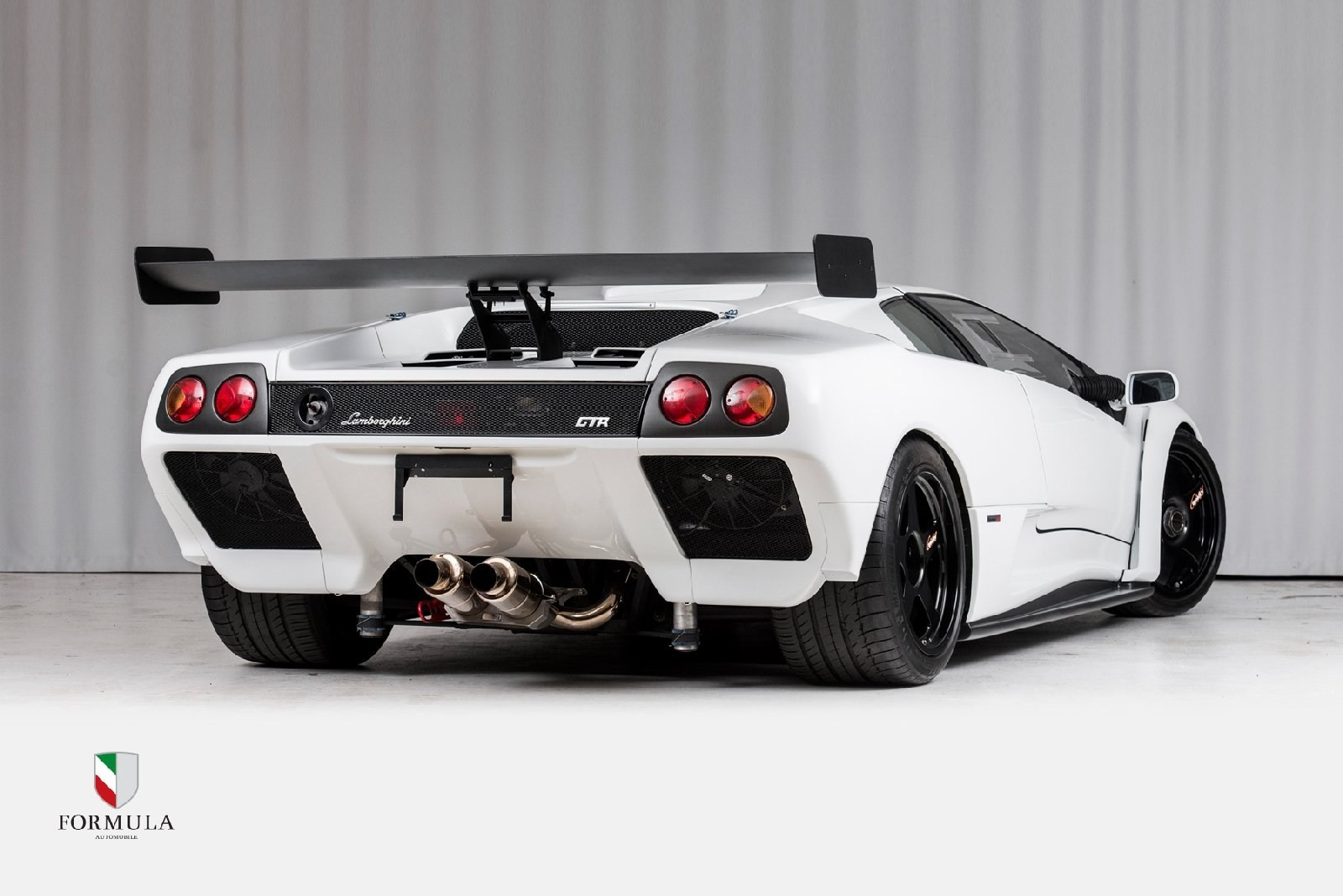 Track Only Lamborghini Diablo Gtr Listed For Sale In