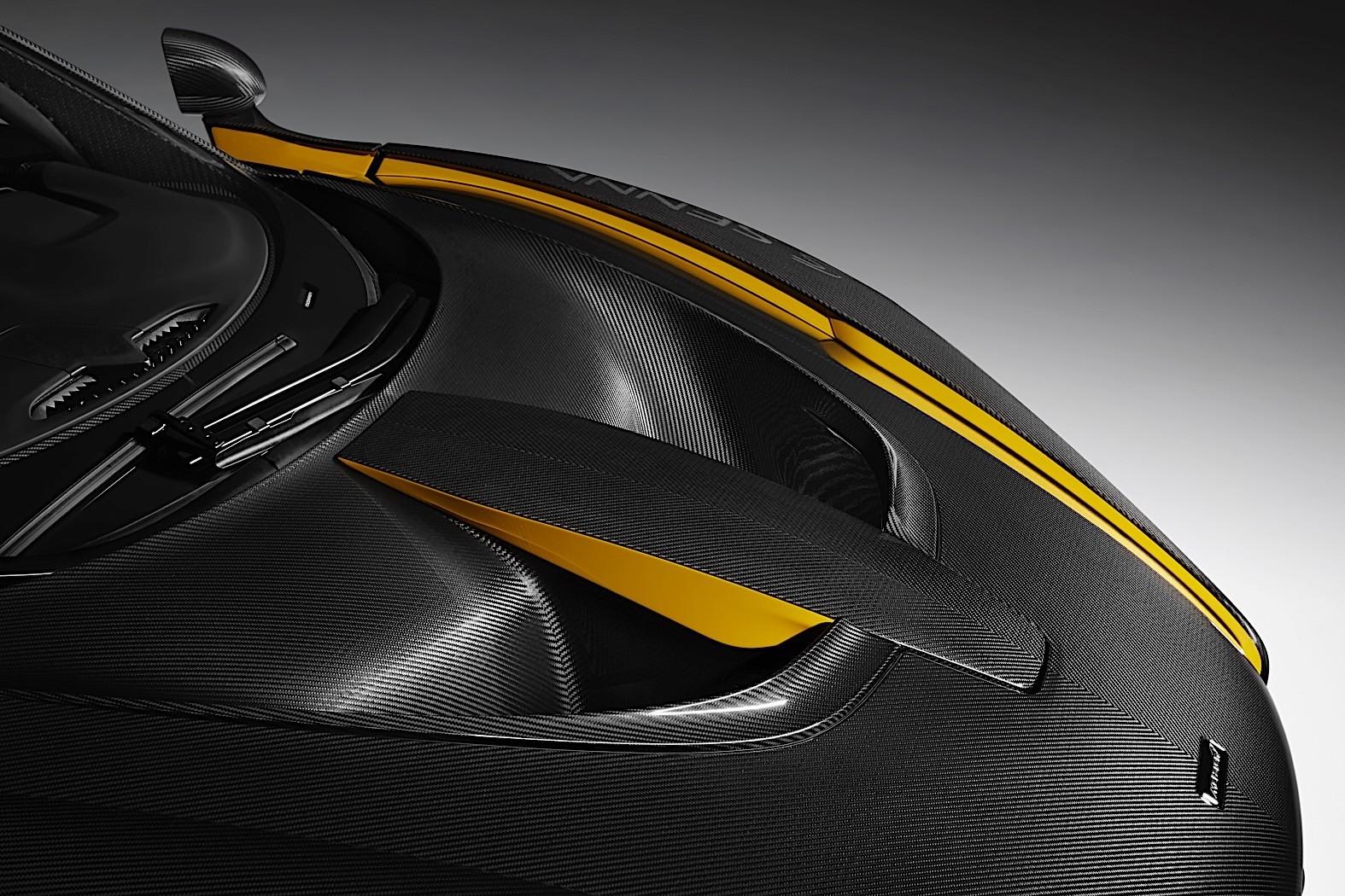 345956e12a4 Track-Only McLaren Senna GTR Enters Prototype Testing Stage ...