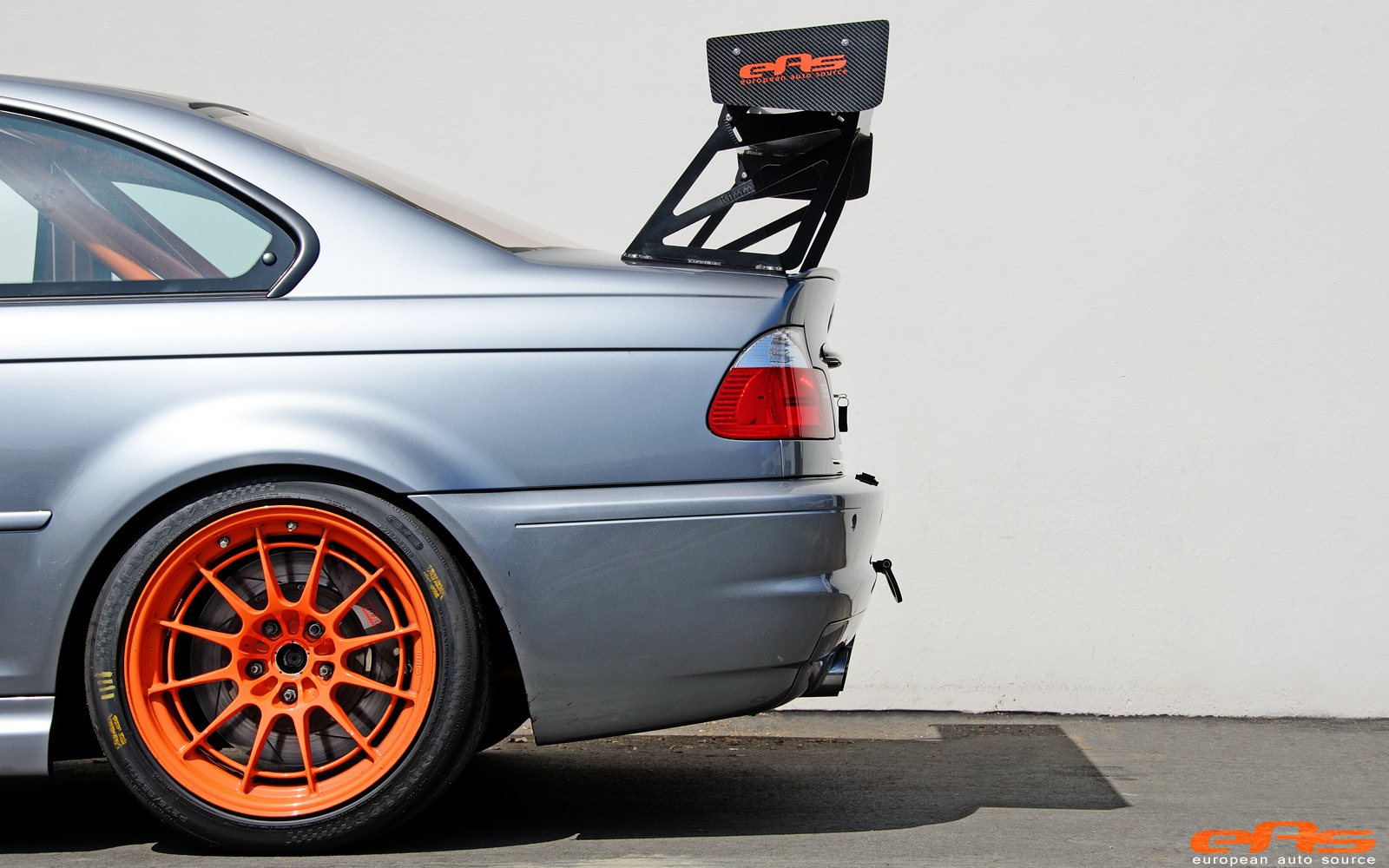Track Spec Bmw E46 M3 Gets Supercharger At Eas Autoevolution