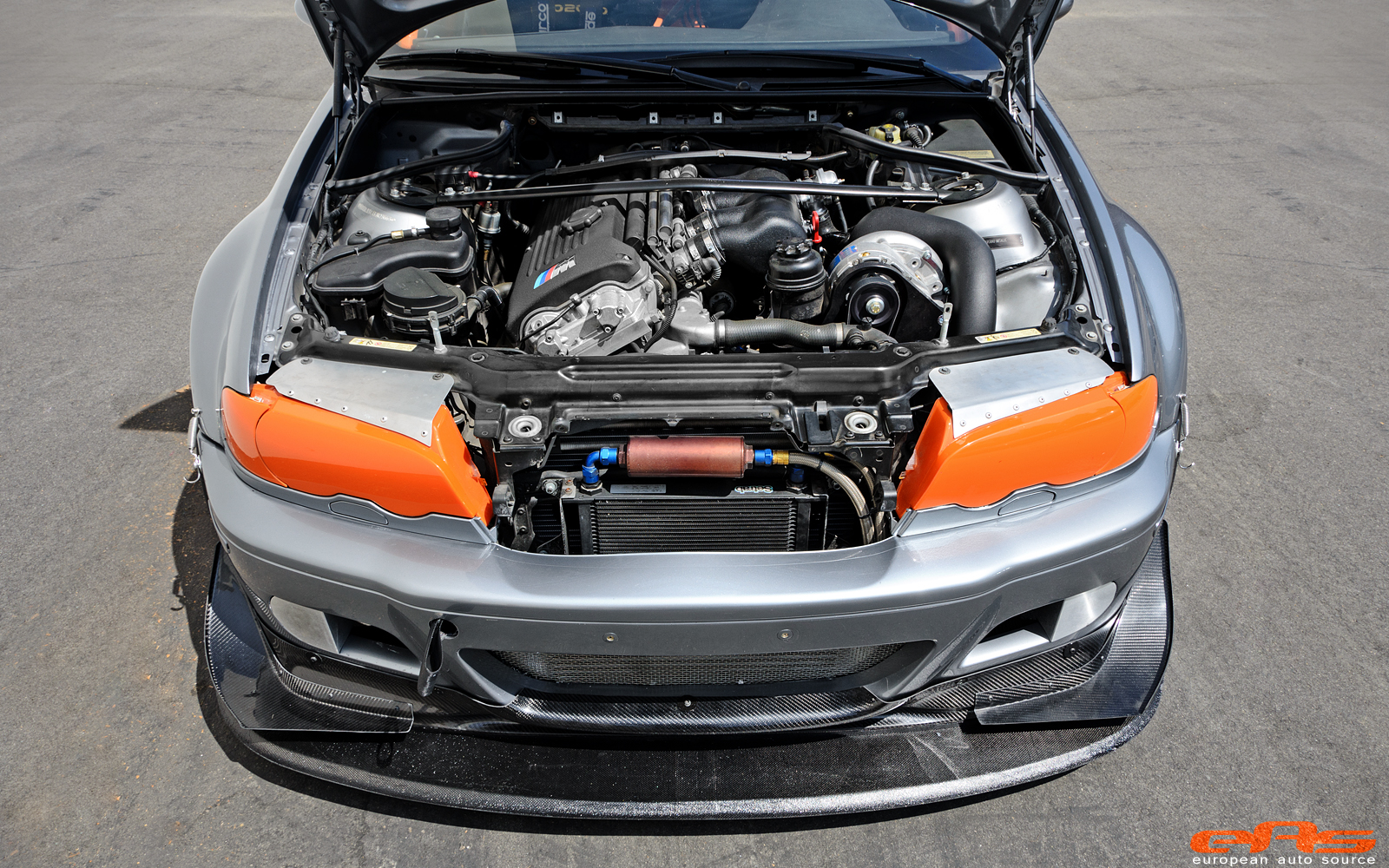 What Octane Is Racing Fuel >> Track-Spec BMW E46 M3 Gets Supercharger at EAS - autoevolution