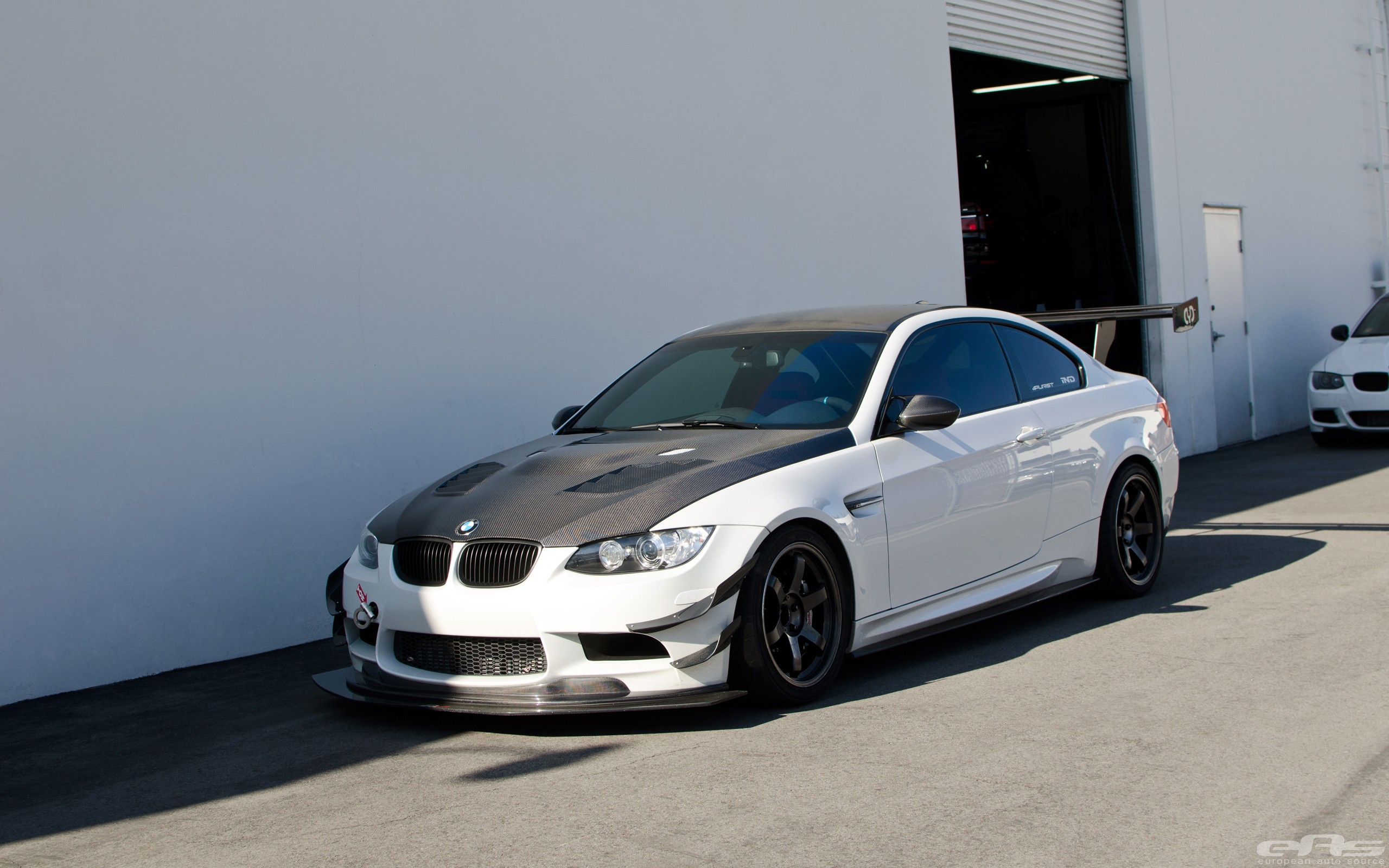 track tuning ideas bmw e92 m3 autoevolution. Black Bedroom Furniture Sets. Home Design Ideas