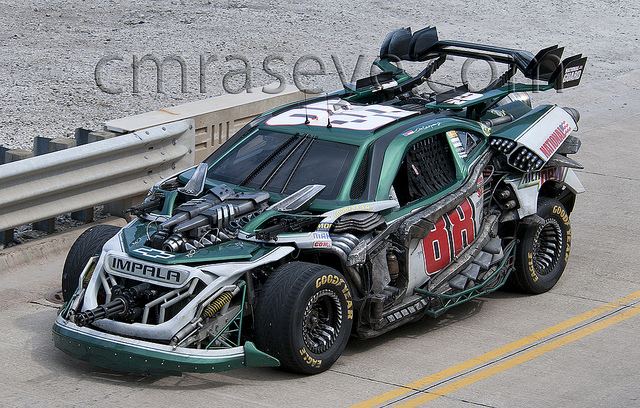 Transformers NASCAR Robots and New Megatron Leaked ...
