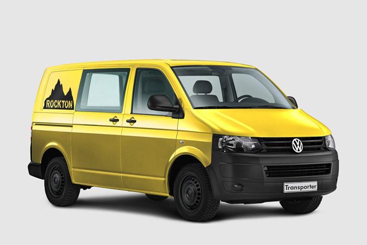 transporter rockton off roading van launched autoevolution. Black Bedroom Furniture Sets. Home Design Ideas