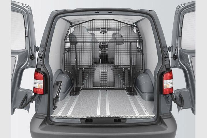 Transporter Rockton Off-Roading Van Launched - autoevolution