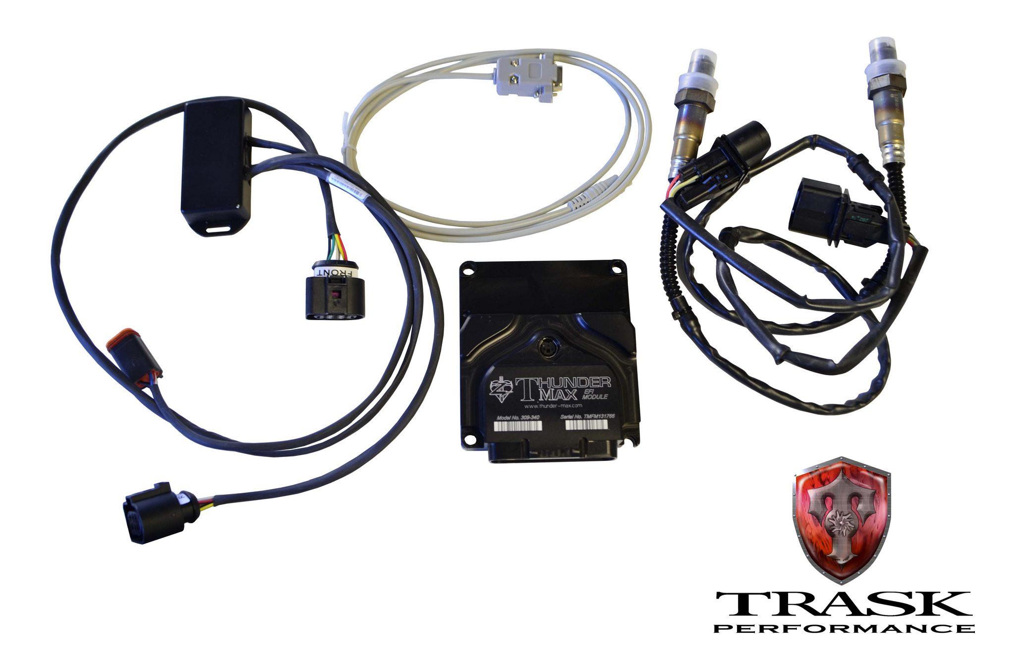 Trask Performance Turbo Kits for EFI Harley Baggers - autoevolution