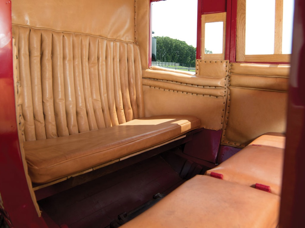 Ford Of Franklin >> Travel Like a Sir in this Abbot Downing Stagecoach for ...