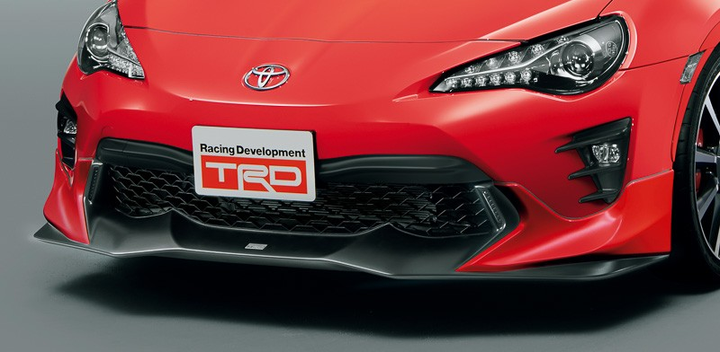 Trd Releases Parts For 2017 Toyota Gt 86 In An