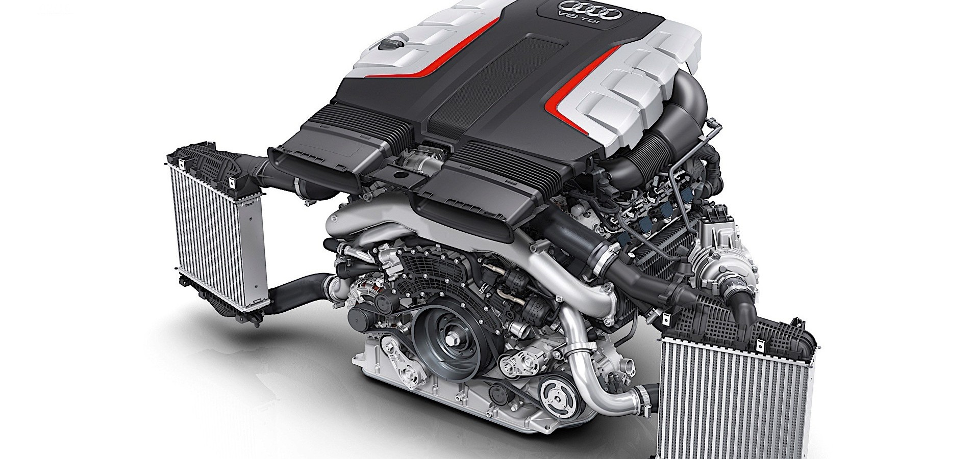 Audi S V8 Tdi For The