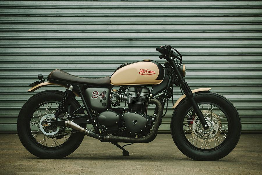 Triumph Art By Galz Motorcycle Autoevolution