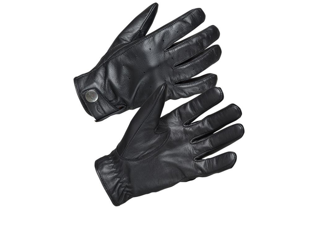 Triumph motorcycle leather gloves - Triumph Motorcycle Leather Gloves 6
