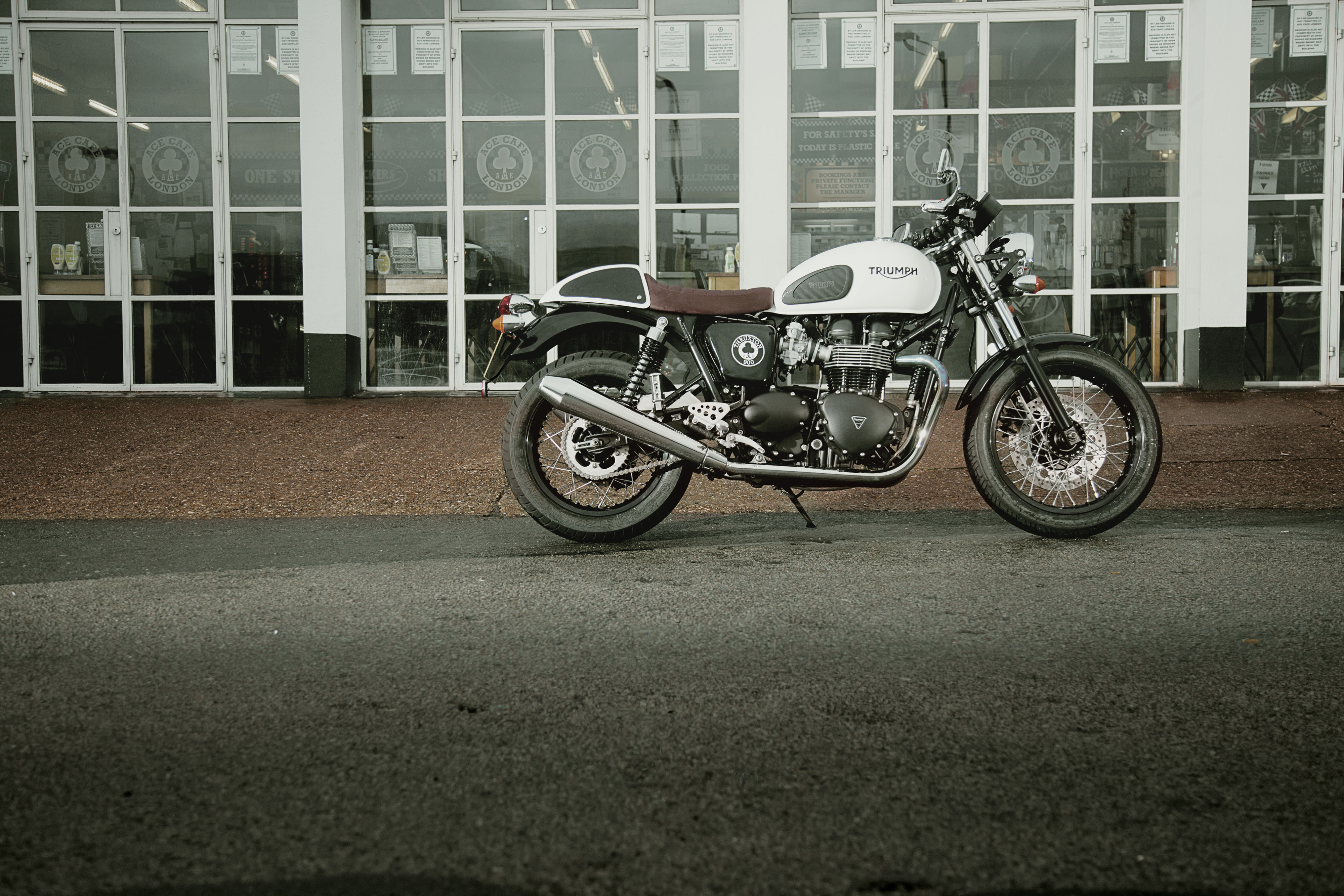 Triumph Thruxton Ace Special Edition Arrives In Amazing Style