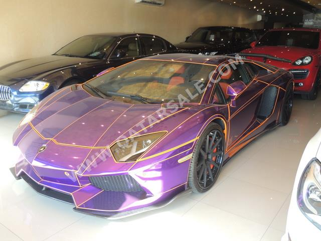 Tron Lamborghini Aventador For Sale Autoevolution