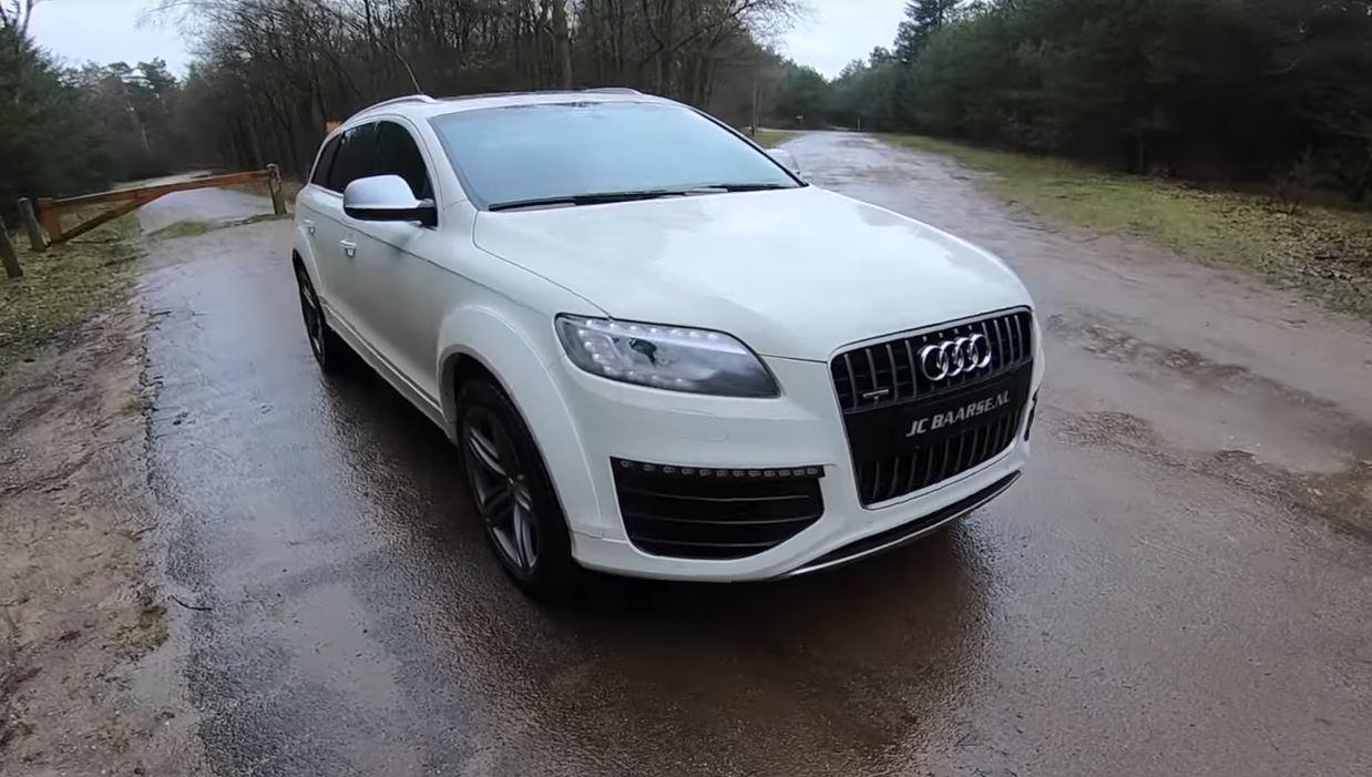 Tuned Audi Q V TDI With HP Is A Thing Autoevolution - Audi q7 v12