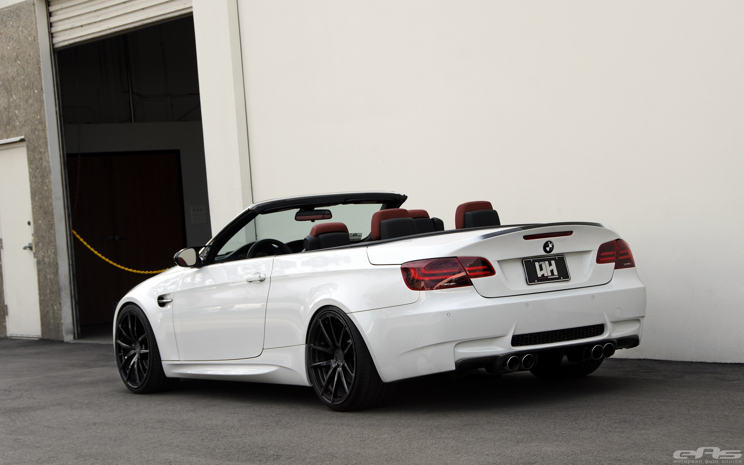 Tuned Bmw E M Convertible Puts Down Hp At The Wheels On The Dyno Video