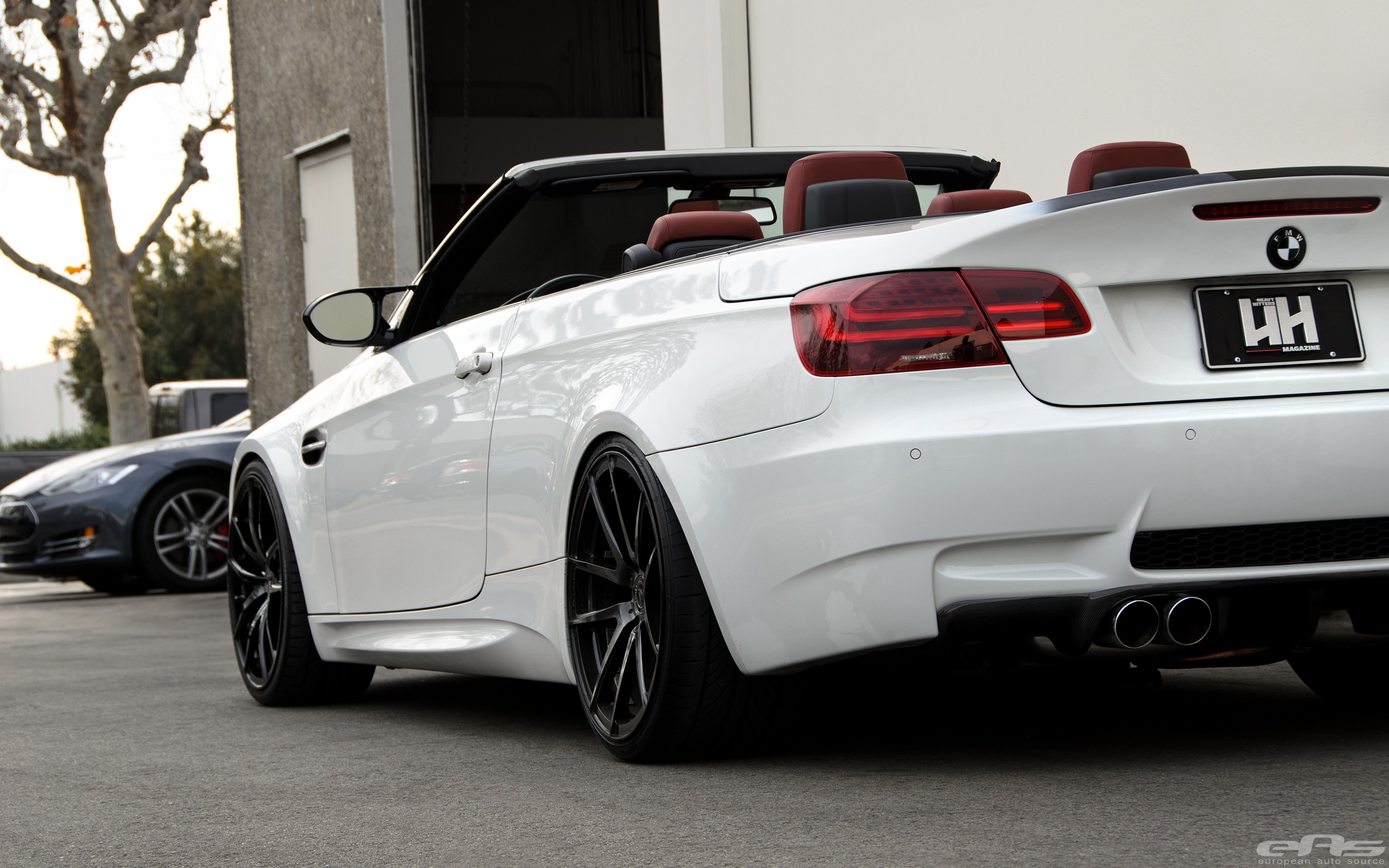 Tuned Bmw E93 M3 Convertible Puts Down 376 Hp At The