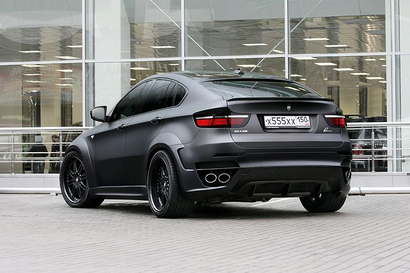 tuned bmw x6 m lumma clr x 650 m autoevolution. Black Bedroom Furniture Sets. Home Design Ideas