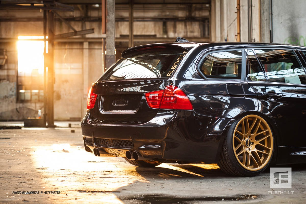 tuned e91 bmw m3 touring eye candy autoevolution. Black Bedroom Furniture Sets. Home Design Ideas