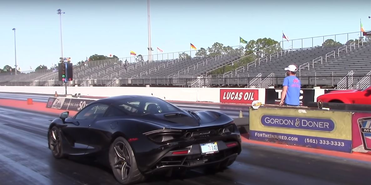 Lotus Elise 0 60 >> Update Tuned Mclaren 720s Does 2 1s 0 60 Mph While Drag
