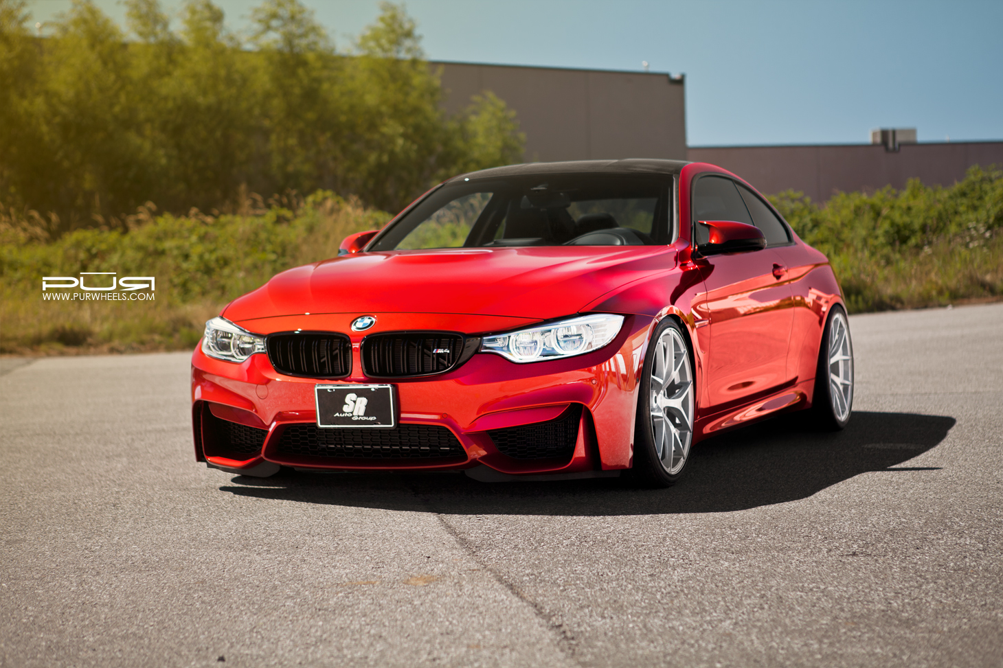 Tuned Sakhir Orange Bmw M4 Is Fiery Hot Autoevolution