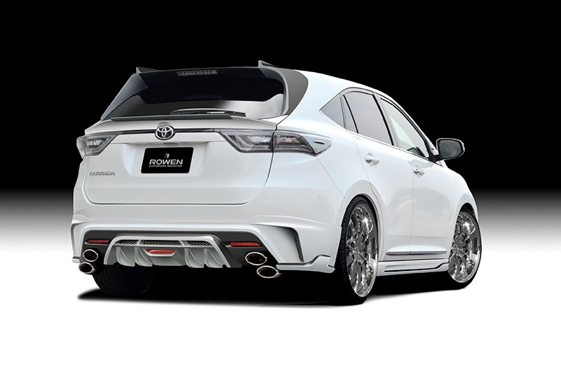 Tuned Toyota Harrier by Rowen Looks Like a Sporty Lexus RX ...