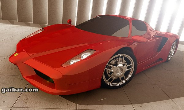 Tuning Gone Wrong Chinese Enzo Replica Based On Geely