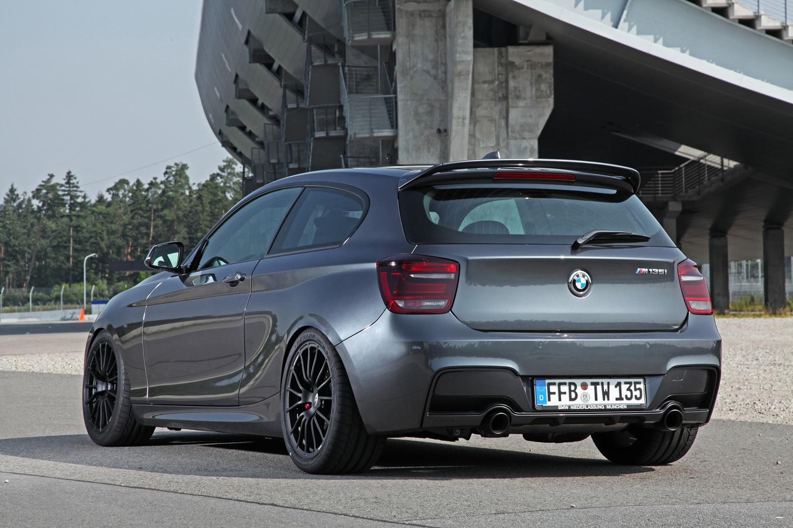 tuningwerk presents bmw m135i autoevolution. Black Bedroom Furniture Sets. Home Design Ideas