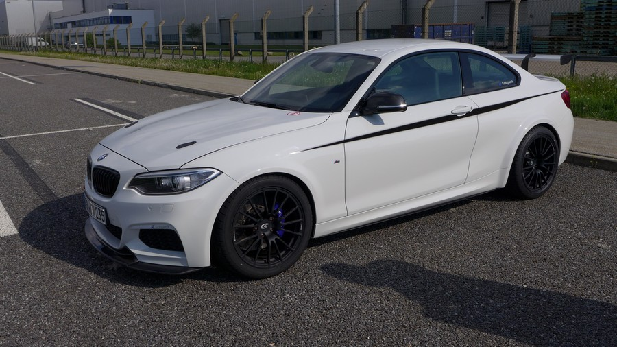 Tuningwerk Reveals 450 HP BMW M235i
