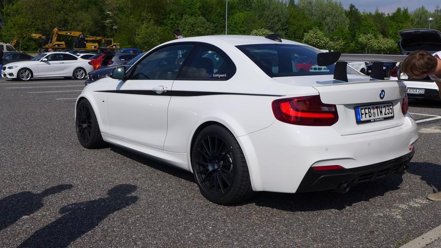 Tuningwerk Reveals 450 HP BMW M235i  autoevolution