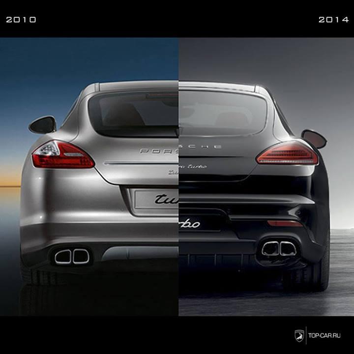 2014 Porsche Panamera Gts Spotted In Dubai Autoevolution