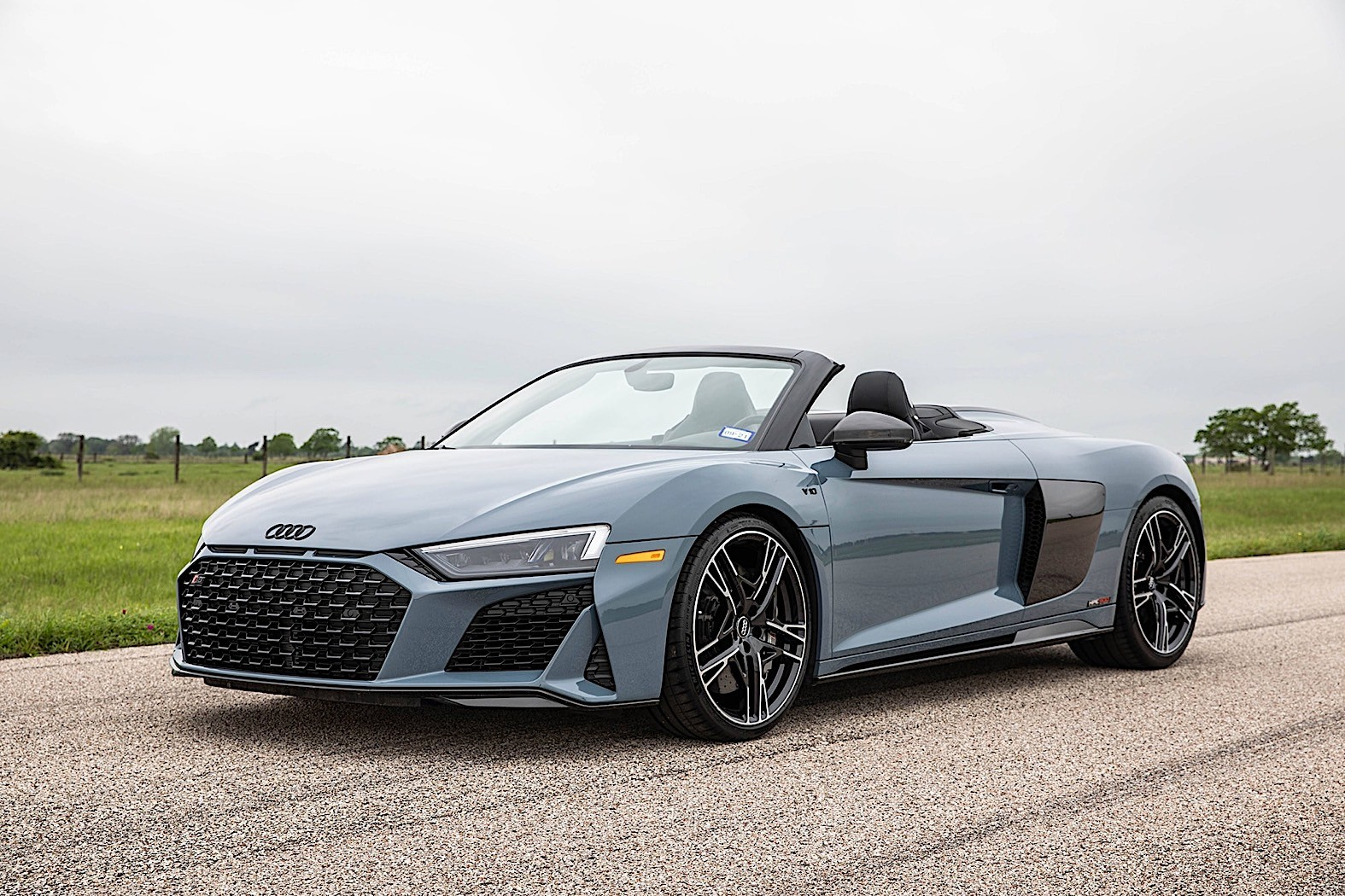 twin-turbo 2020 audi r8 gets you addicted to boost in new