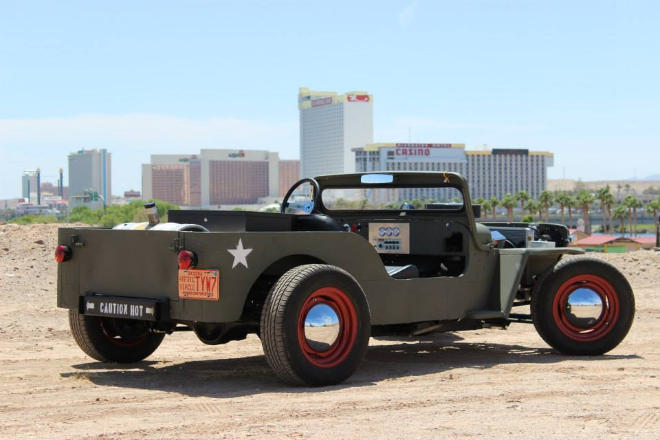 Twin-Turbo Jeep Willys Is a Rat Rod You Should Be Afraid Of ...