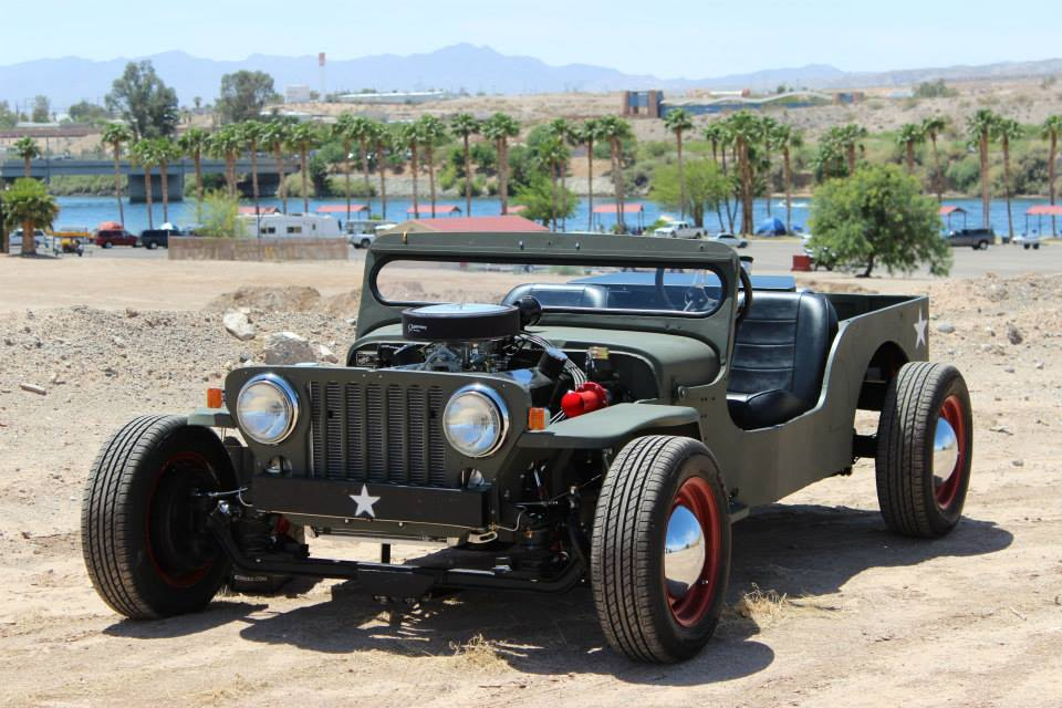 Twin Turbo Jeep Willys Is A Rat Rod You Should Be Afraid