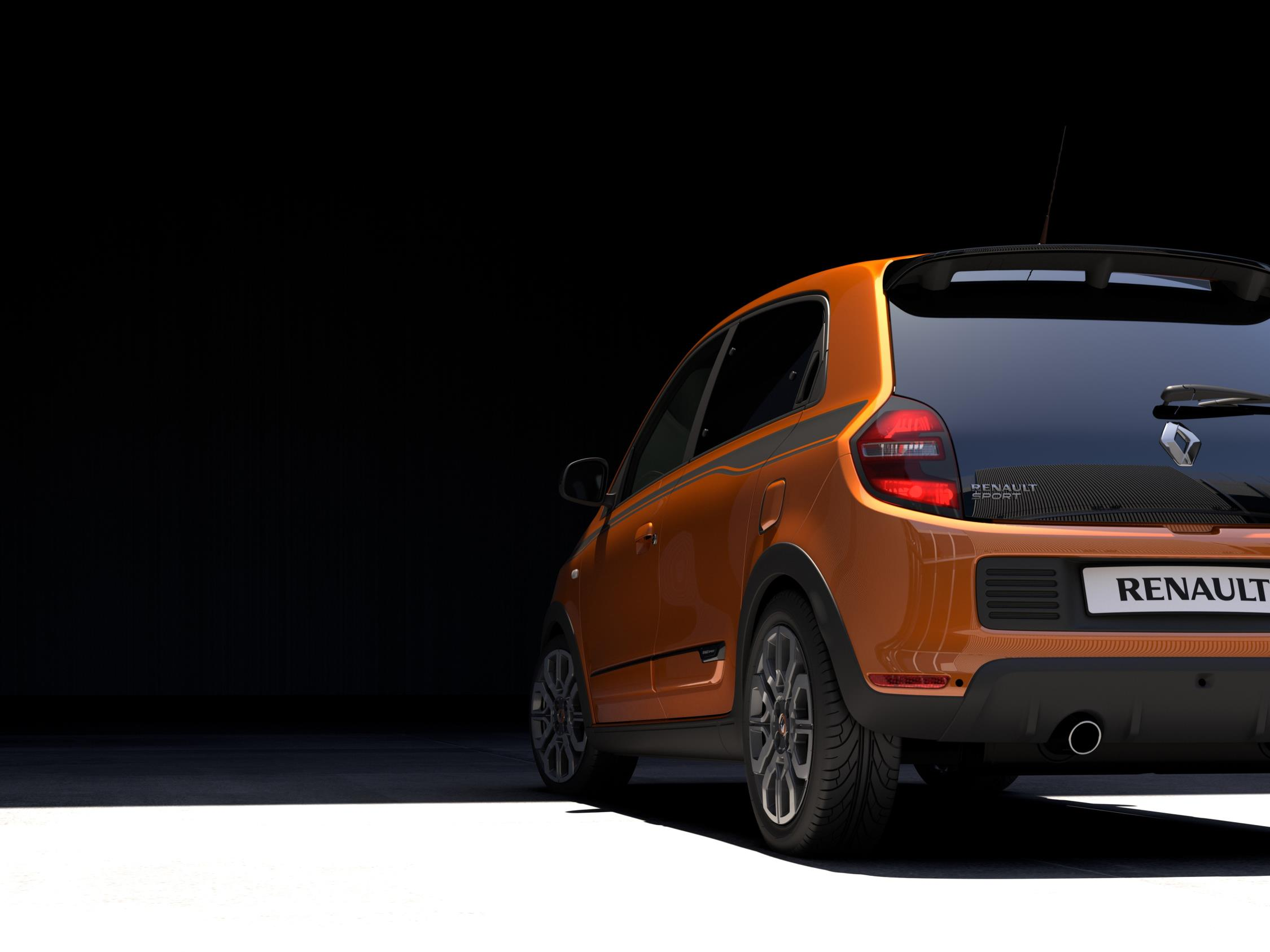 2016 renault twingo gt teased debut imminent autoevolution. Black Bedroom Furniture Sets. Home Design Ideas