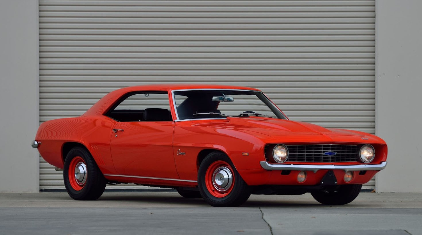 Two 1969 Chevrolet Camaro ZL1 Ultra-Rare Muscle Cars Are Looking for ...