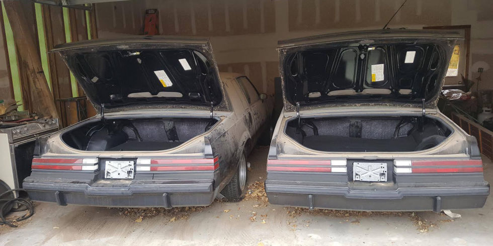 Buick Grand National Barn Find >> Buick Enthusiasts Buy Two Grand Nationals With Consecutive VINs From Same Seller - autoevolution