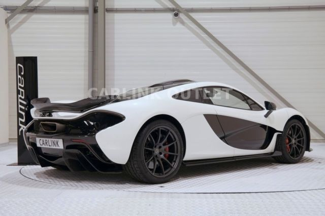 two mclaren p1s for sale in the netherlands autoevolution