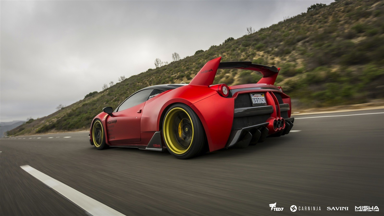 Electric 1978 Vw Beetle Convertible also Range extender  vehicle moreover Two Spectacular Misha Design Ferrari 458 Supercars Blow Us Away 106141 further Exotic Women Get Joyrides In A Ferrari 458 Lamborghini Huracan And Aventador Video 98561 as well 11730. on electric car conversion california