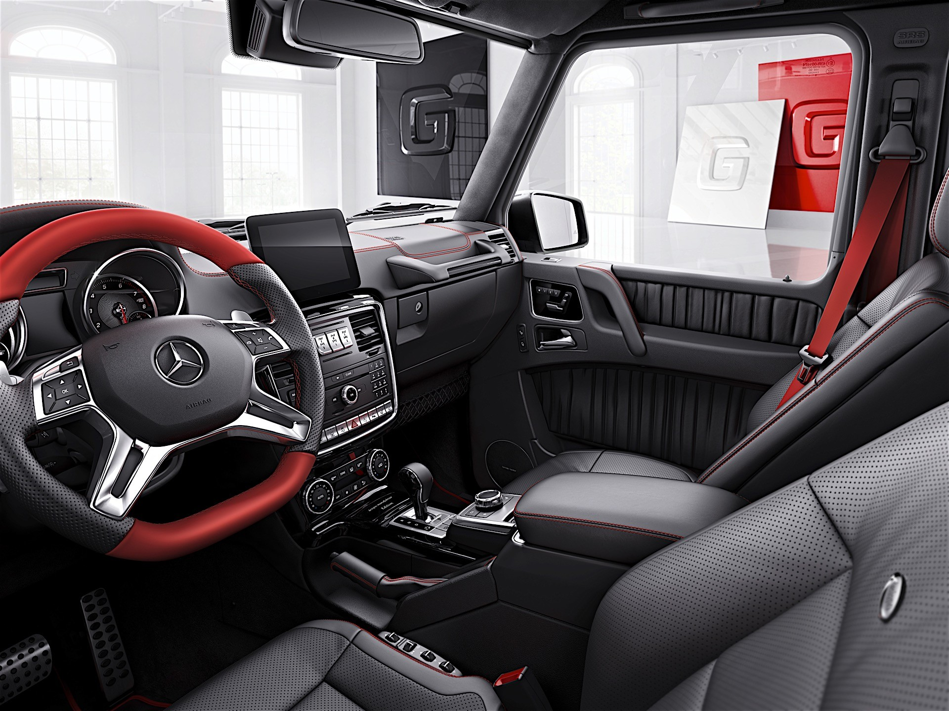 Mercedes Benz Introduces Two Special Edition G Class Models Autoevolution