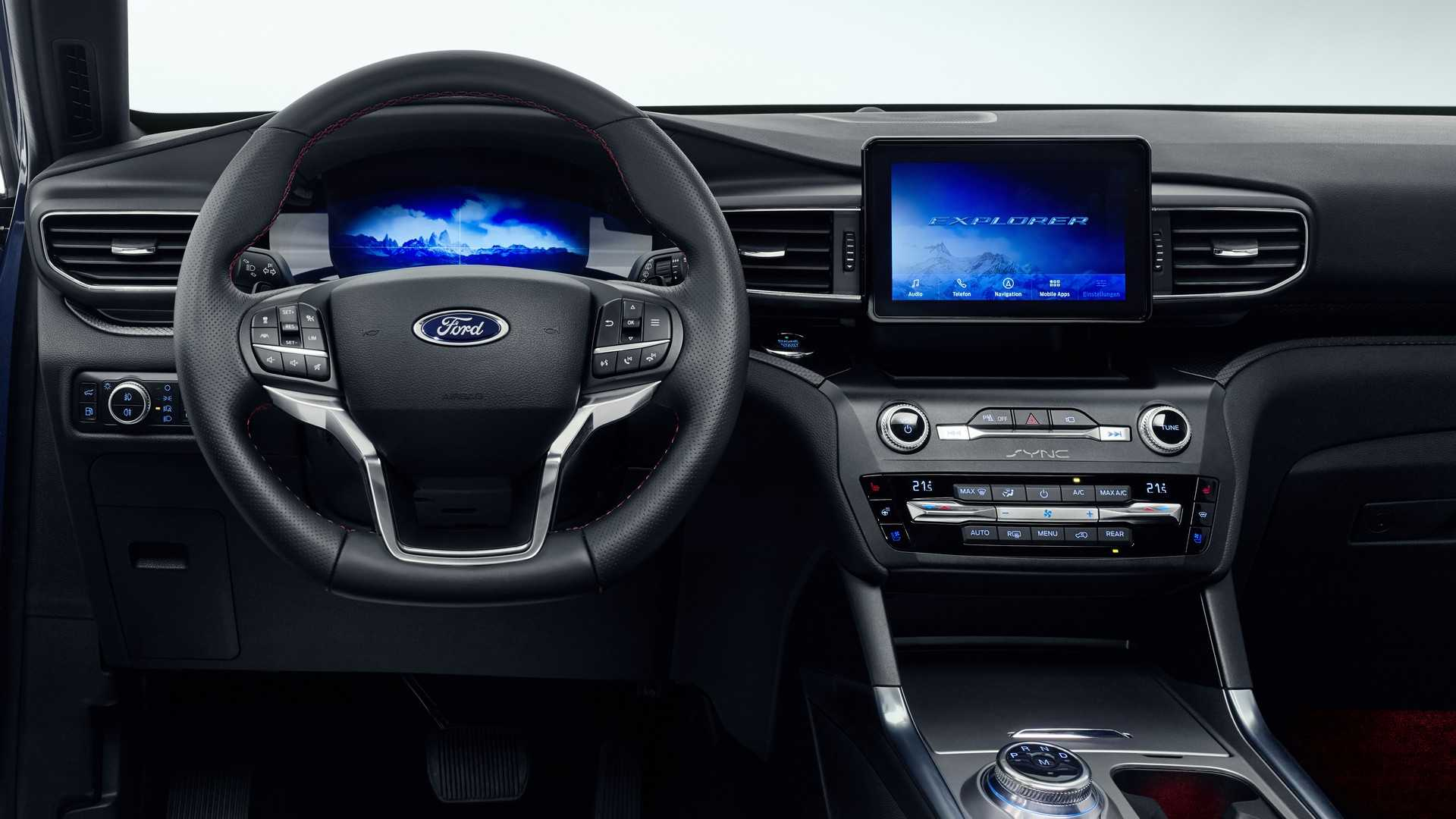 2014 Ford Explorer Hd Wallpapers Autoevolution