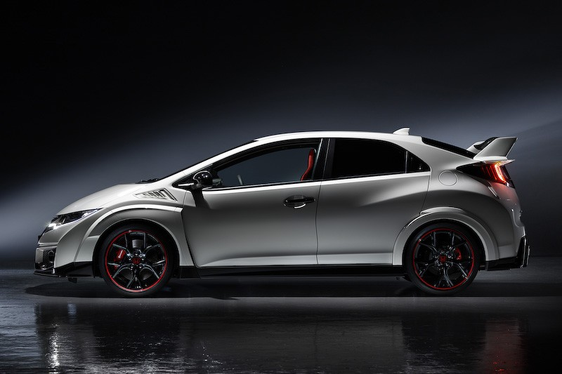 UK-Built Honda Civic Type R Debuts in Japan with 2-Liter Turbo Engine ...