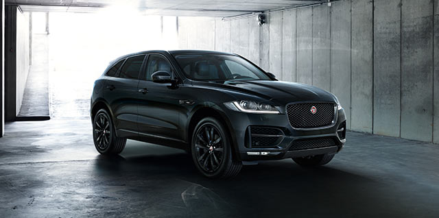 2017 Jaguar Lineup >> UK-only Affair: Jaguar Launches Black Edition Models - autoevolution