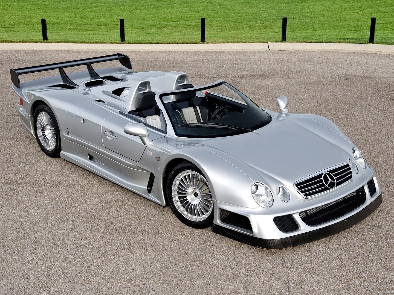 Ultra rare clk gtr roadster up for sale autoevolution for Rare mercedes benz