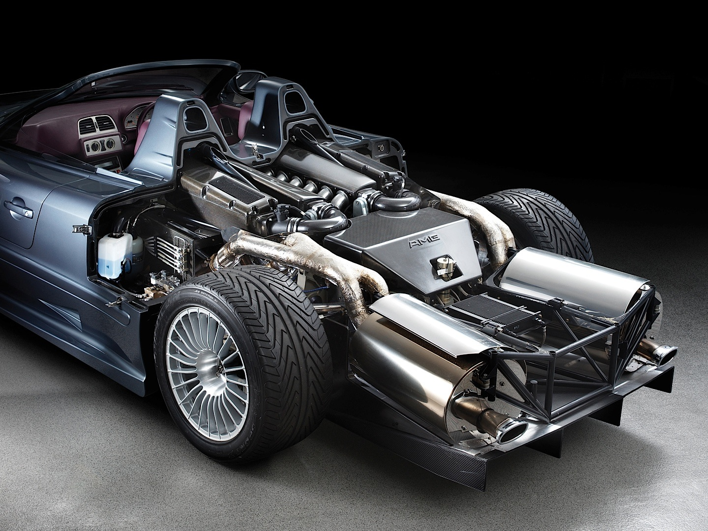 Ultra Rare Clk Gtr Roadster Up For Sale Autoevolution