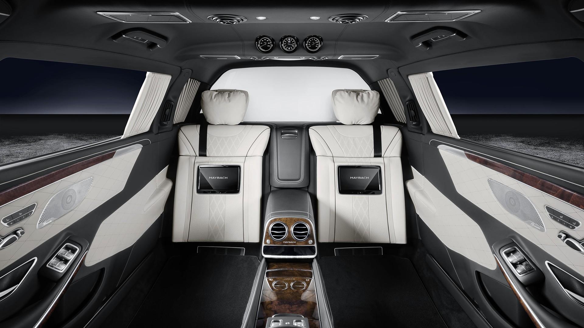 Unashamedly Spendthrift: 2017 Mercedes-Maybach S600 ...