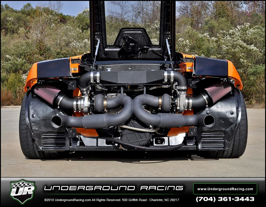 Underground Racing Hits Us With Another Gallardo Tt